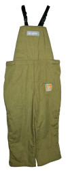 ACB4030PLT Arc Flash Protection Bib Overalls