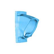 MAFS3-Meltric DSN-60 Metal 30 Degree Angle FS-FD Box