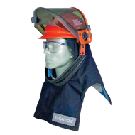 20 cal/cm² Salisbury LFH20-SPL Lift Front Hood with PrismShield