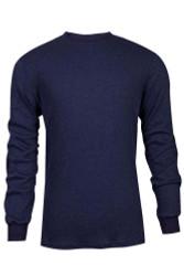 C541NLS Tecgen Select™FR Tee Shirt Heathered Navy
