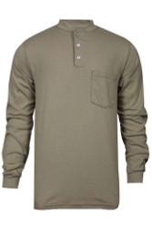 C54-BSLS FR Classic Cotton™ Henley