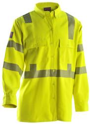 Drifire 12.1 cal/cm2 Hi-Vis Utility Shirt