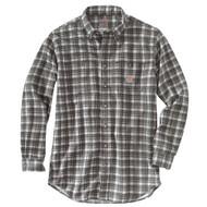 101028 Men's Flame Resistant Classic Plaid Shirt