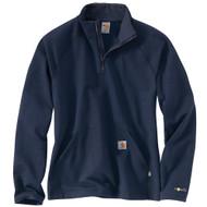 101576 Men's Flame Resistant Force Rugged Flex Quarter Zip Sweatshirt