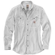 101698 Men's Flame Resistant Force Cotton Hybrid Shirt