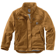 102182 Men's Flame Resistant Full Swing Quick Duck Coat