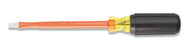 "Cementex M6-CG Cabinet Tip Insulated Screwdriver 1/4 x 6"" ## M6-CG ##"