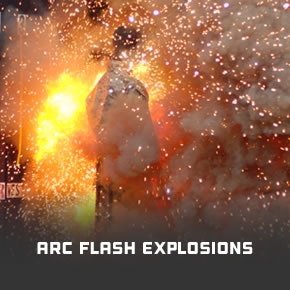 Arc Flash Explosions
