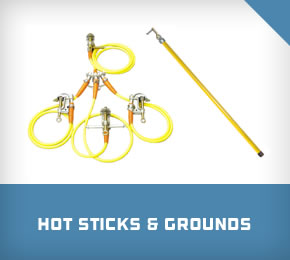 Hot Sticks & Grounds