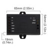 Wireless RF Indoor Access Contol Receiver dimensions