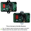 Wireless RF Indoor Access Contol Receiver board