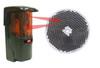 BFT Monitored Photoelectric Beam Sensor (Retro-Reflective Type) KIRREFLPHOT001 - BFT-KIRREFLPOTO01