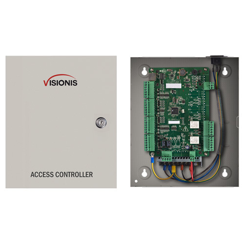 Two Door Network Access Control Panel - 356-AXESS-2ETL