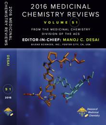 2016 Medicinal Chemistry Reviews plus 1 Year MEDI Membership