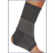 Double Strap Ankle Support