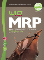 MRP Meal Replacement Shake -Chocolate PRO 6 Phase 1-3