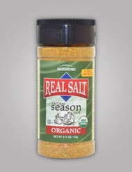 Redmond REAL Salt Organic Season