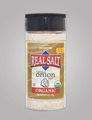 Redmond Real Salt Organic Onion Salt