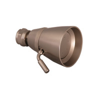 Barclay Traditional Satin Nickel Shower Head