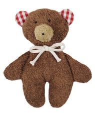 Organic baby toy teddy bear