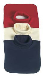 Ruskovilla child's organic merino wool neckwarmer