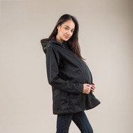 the m-coat m-shell maternity jacket