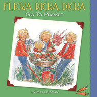 Flicka, Ricka, Dicka Goto Market, Special Edition with Paper Dolls