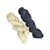 Ruskovilla wool darning thread