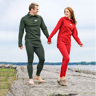 unisex organic wool outdoor shirt (special order)