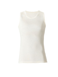 unisex pure silk sleeveless top (special order)