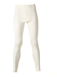 men's pure silk long underpants (special order)