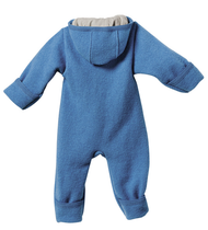 Disana boiled wool overalls