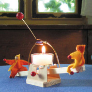 candle see-saw