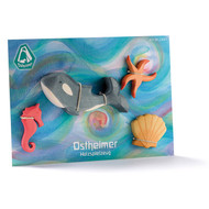 Ostheimer marine animals set, 4 pcs