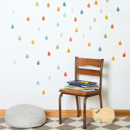 Petit Drops wall decals