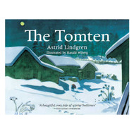 The Tomten by Astrid Lindgren, hardcover