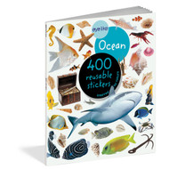 Ocean, 400 reusable stickers