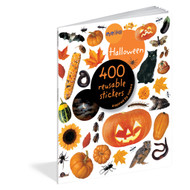 Hallowe'en, 400 reusable stickers