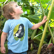 Mountain Gorilla fair trade organic cotton tee