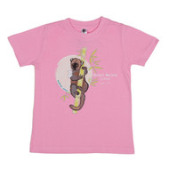 Greater Bamboo Lemur fair trade organic cotton tee