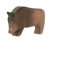 Ostheimer wild boar.  Made in Germany.  7.5 cm high.