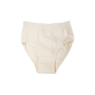 organic cotton girls' underwear
