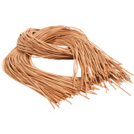 leather cord, 1 metre long
