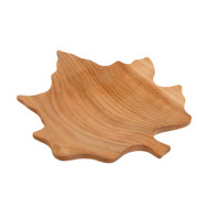 maple leaf platter