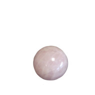 rose quartz ball