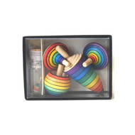 Spinning Top Learning Set