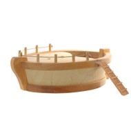 Ostheimer boat/ ark/ pirate ship