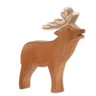 Ostheimer red deer stag