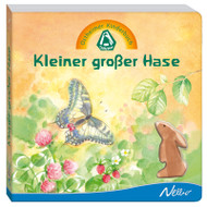 Kleiner groå¤er Hase Ostheimer German book with figure set