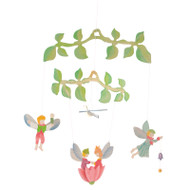 Ostheimer flower fairies mobile